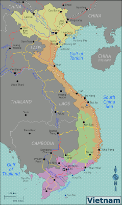 Geography Key To Vietnam