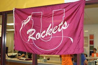 Unity Rockets Flag
