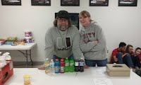 Athletic Booster Club Convenience Store