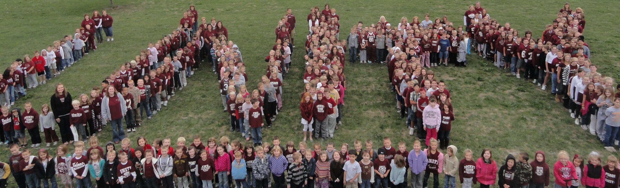 Unity West Student Body Picture