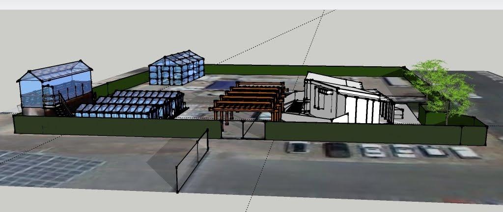Garden Design/Layout - Unlv Community Garden Capstone