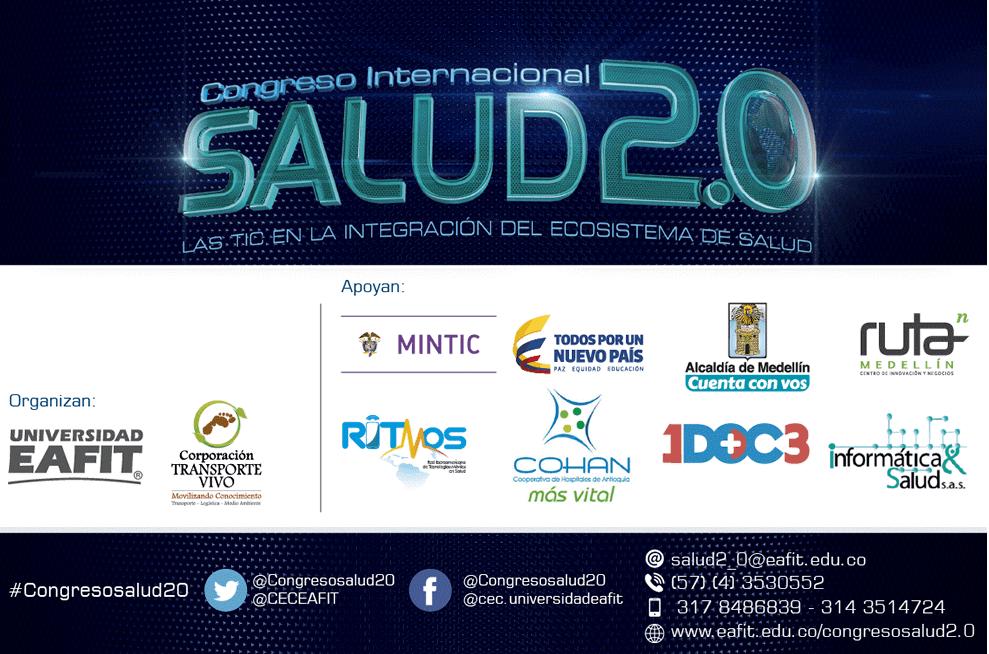 Participación de RITMOS en el Congreso Internacional Salud 2.0 - RITMOS