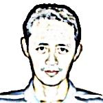 [Sketch of Prof. Jaderick P. Pabico, PAE, M.Sc.]
