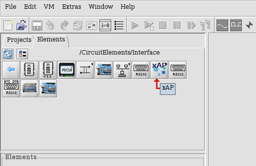 xAP BSC extension for MyOpenLab - opnode