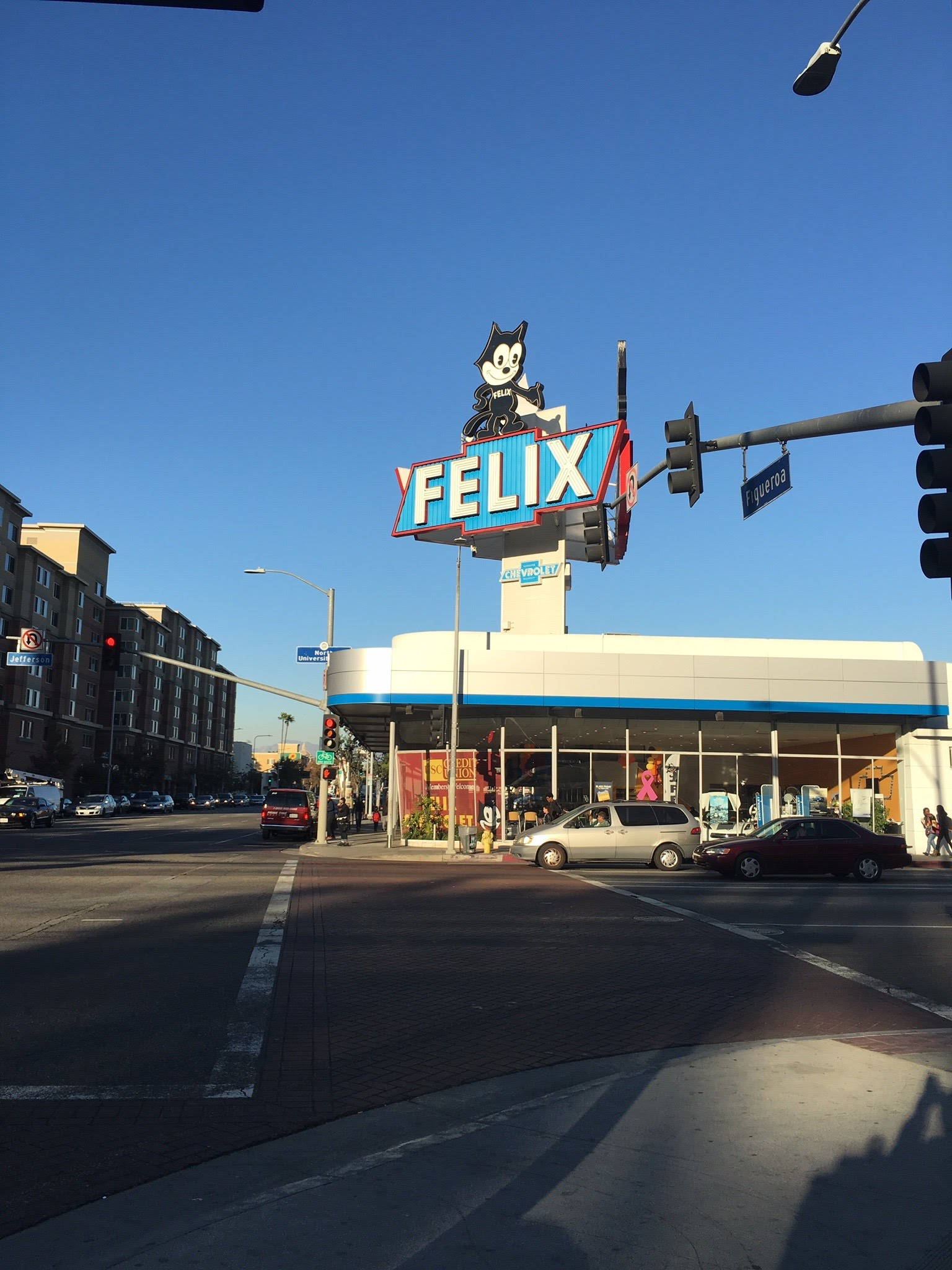 Felix Chevrolet. Felix Chevrolet Was Also Established In 1921, And Over The  Past 90 Years It Has Really Become A Los Angeles Icon.