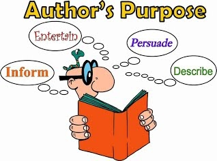 Author's Purpose Craft Activities by Emily Education | TpT
