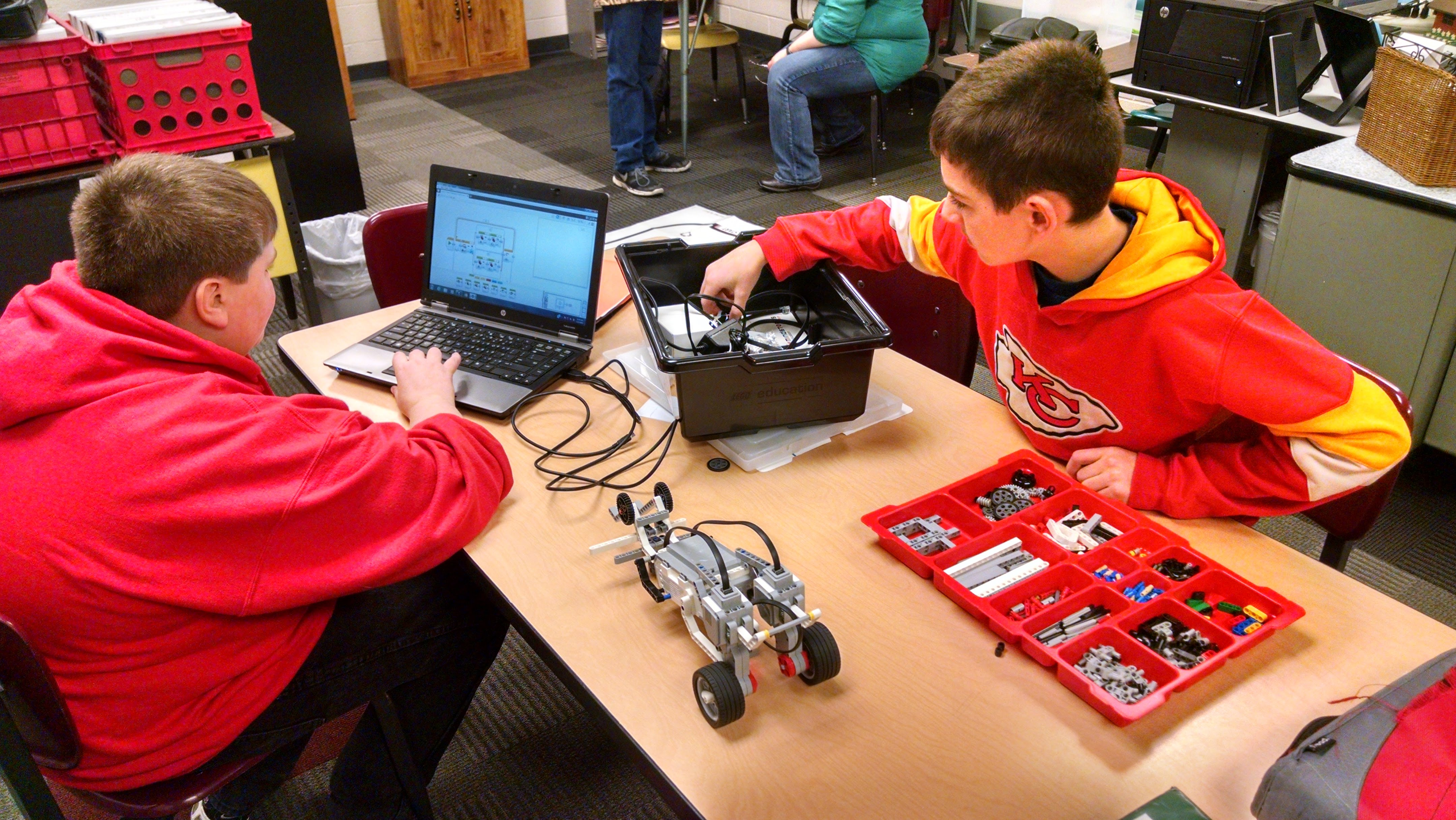 Lego Mindstorm Robotics Competition Preparation Gbms Tech