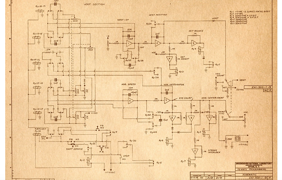 video game history taylorellisincyberspace rh sites google com Simple Electrical Schematic Simple Electrical Schematic
