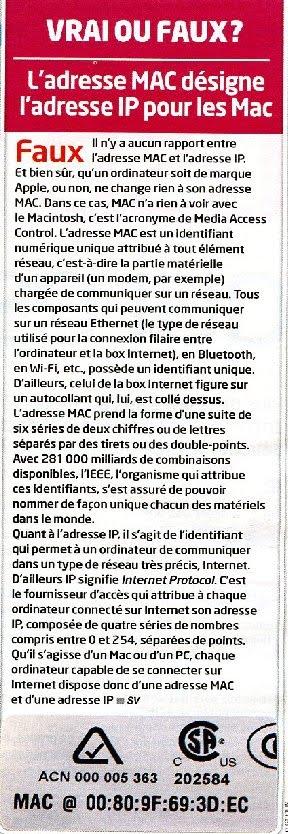 Adresse IP (4)