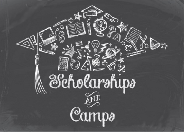 Scholarships & Camps