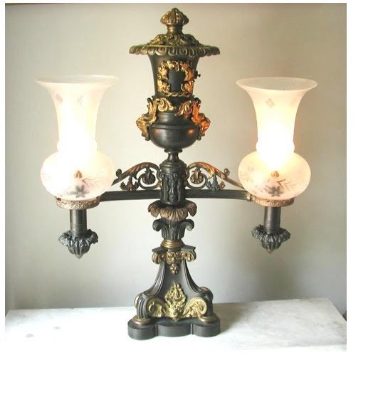 It Was Also Much More Efficient Than Argand Lamps. Eventually, These  Sources Of Lights Were Replaced By One Of Two Lighting Sources:  Incandescent And ...