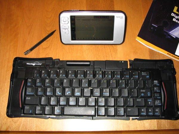 n800 blogging