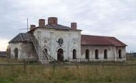 Церковь в с. Олюшино Верховажского района