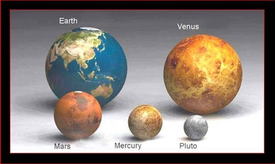 Section 3: The Inner Planets - 2EU