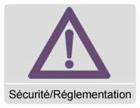 Réglementation et Sécurité