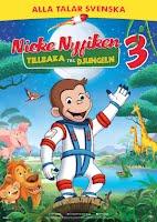 Nicke Nyfiken 3: Tillbaka till Djungeln