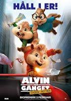 Alvin och Gänget - Gasen i Botten