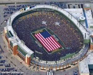 Bildresultat för Lambeau Field, Green Bay