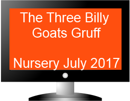 Three Billy Goats Gruff 2017