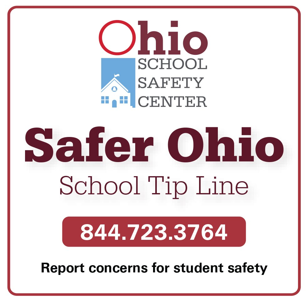 Safer Ohio Tip Line logo