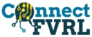 Connect FVRL logo and URL link to the library access for students