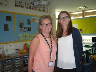 Mrs Farrell and Miss Wells Welcome You