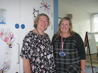 Mrs Johnstone and Miss Jacobs Welcome You