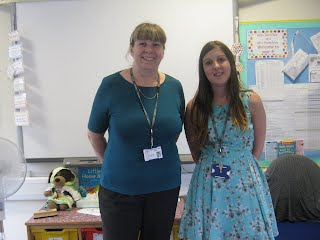 Mrs Humphrey and Miss Gallimore Welcome You