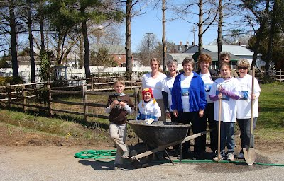 Chester River Association volunteers