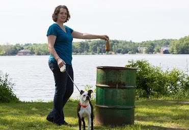 Clean Water Tip #1: Scoop Your Dog's Poop