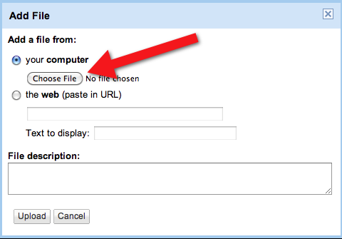 File Cabinet Instructions Start