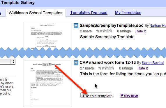 Cap Shared Work Instructions Start