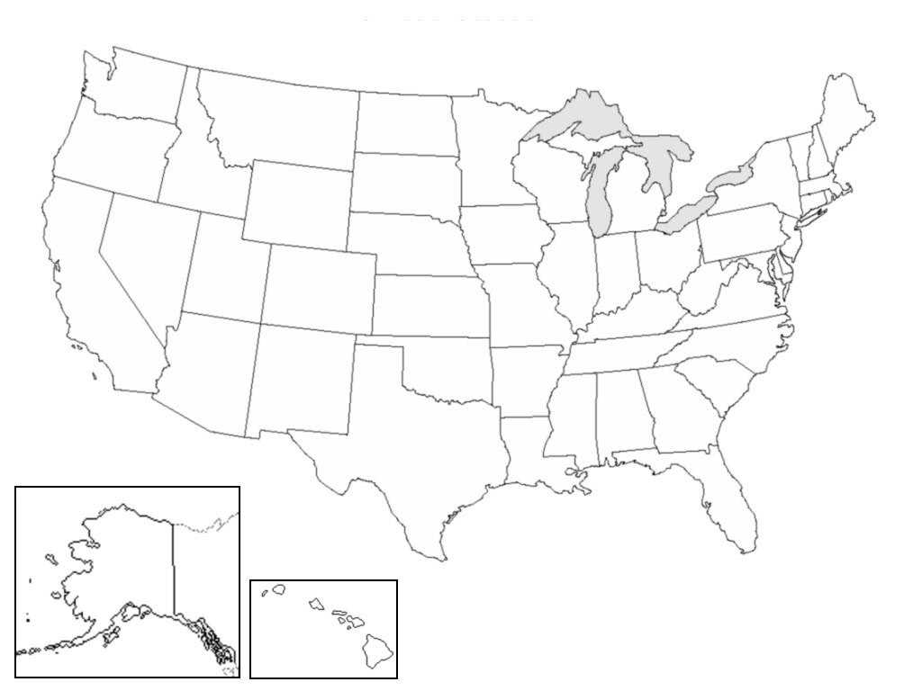 us map  blank map  mr shircel's classroom - a blank map of the united states