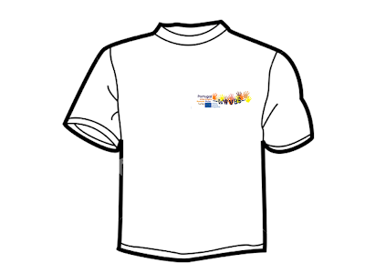 WAVES project T-shirts
