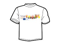 WAVES project T-shirt