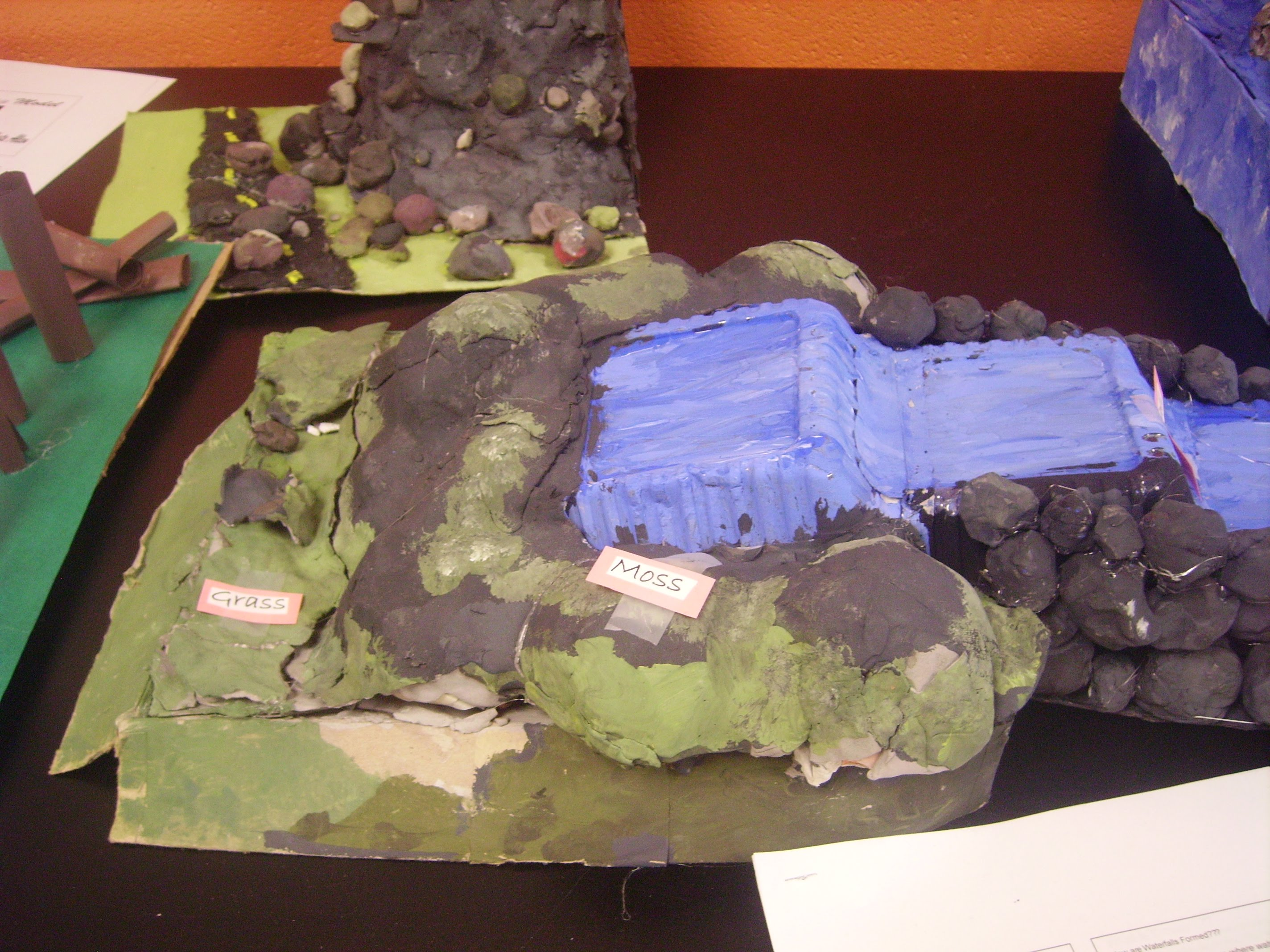 Image gallery erosion projects for Soil 6th grade science