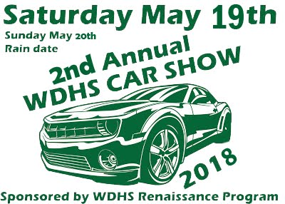 WDHS Car Show And Vendor Fair West Deptford NJ Fairs And - Car shows in nj