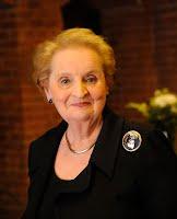 Secretary Albright