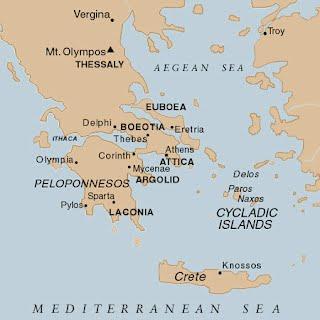 Ancient Greek References   Infinitenglish