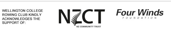 Thanks to New Zealand Community Trust and Four Winds Foundation
