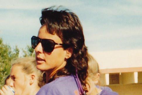 Mrs. Knight 1990 Sunburst Blazer