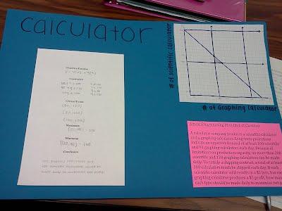 Algebra 11 Honors - Kayla Eubanks