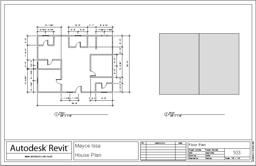 Revit house plans house and home design - Revit home design ...