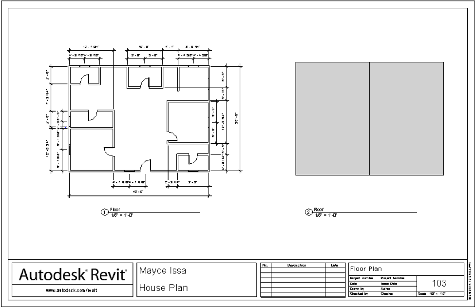 Unique Revit like CADD is used for digital plans of houses and other buildings that need planning Revit is different than CAD because it