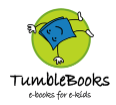 Tumble Books image links to ebooks