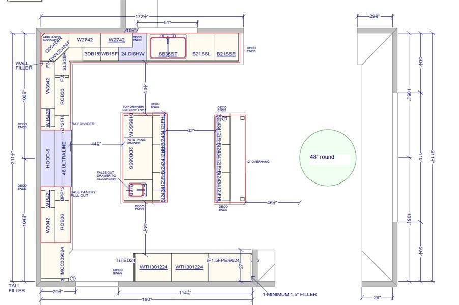 Spectacular Floor plan to include