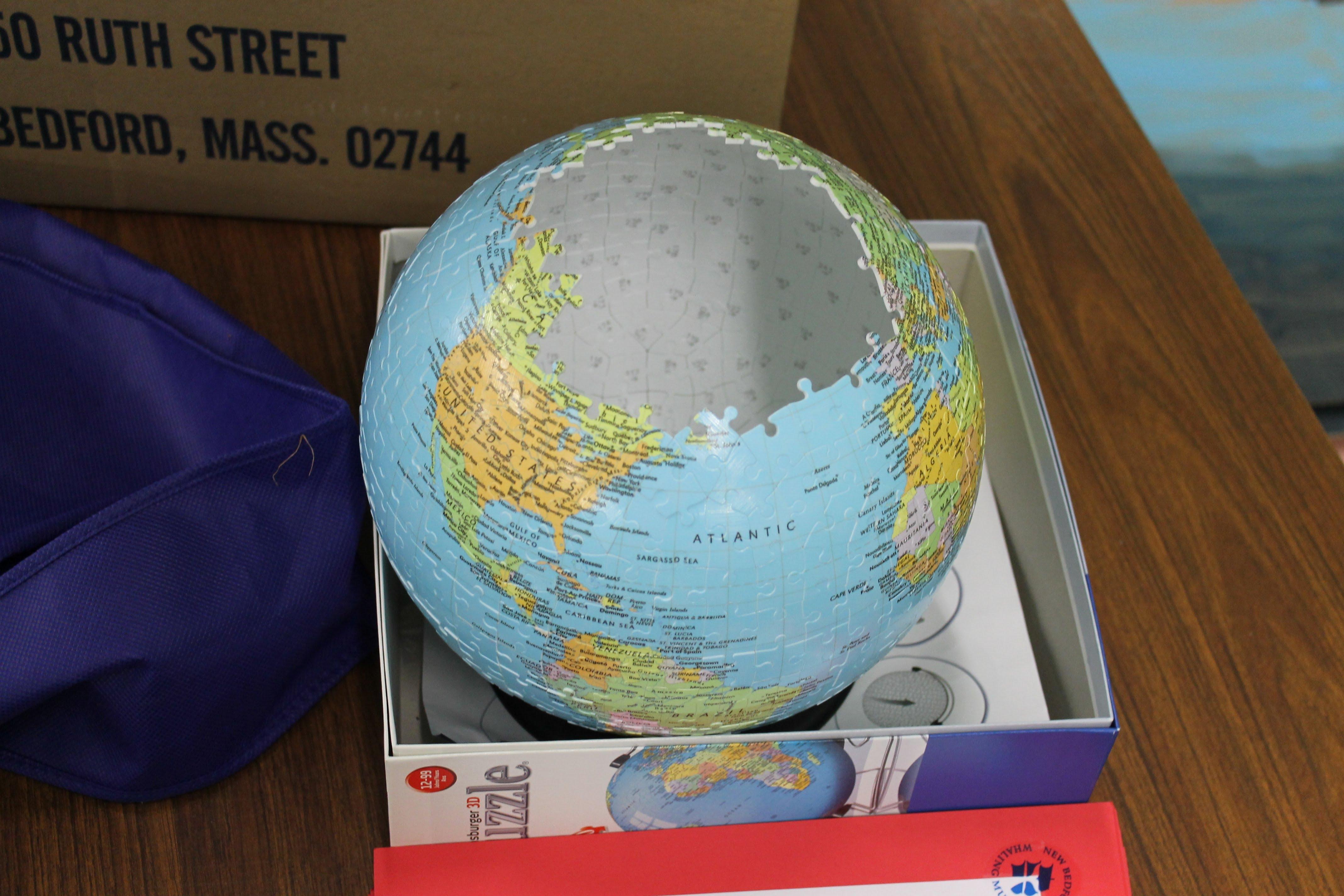 Projects Week Nine J B Devalles Elementary School