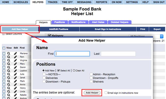 add new helper
