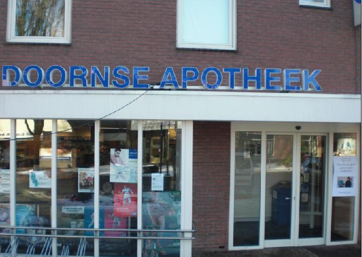 apotheek overtoom
