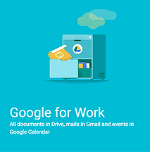 Google for Work integration